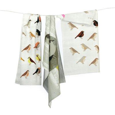 Happy Friday Nest 3-Piece Tea Towel Set