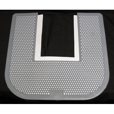 Commode Toilet Washroom Orchard Zing Mat (Set of 6)