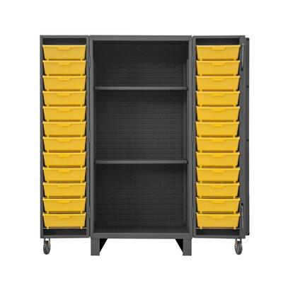 "78"" H x 36"" W x 24"" D Lockable Cabinet"