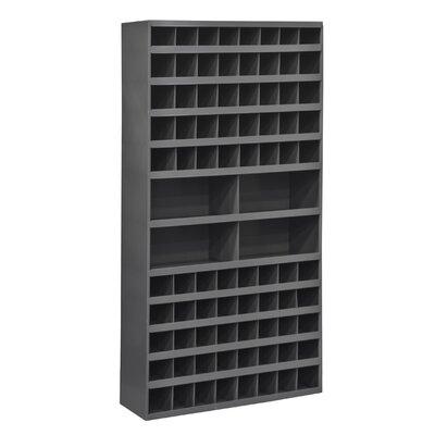 """64.5"""" H x 33.75"""" W Storage Rack"""