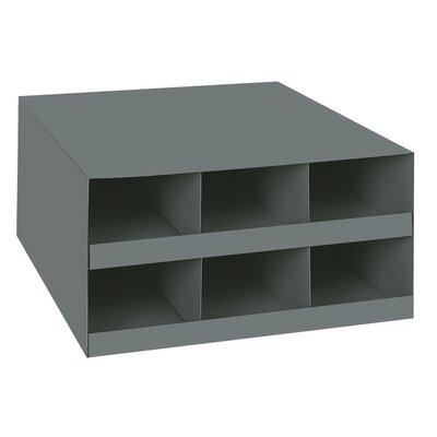 """8.5"""" H x 16.13"""" W Storage Rack"""