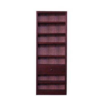 Standard Bookcase Color: Cherry