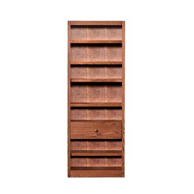 Standard Bookcase Color: Dry Oak