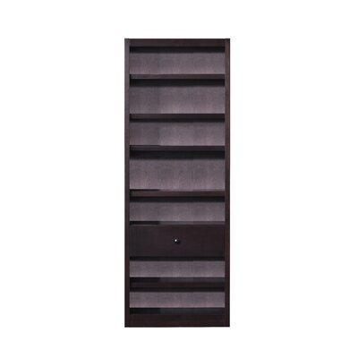 Standard Bookcase Color: Espresso