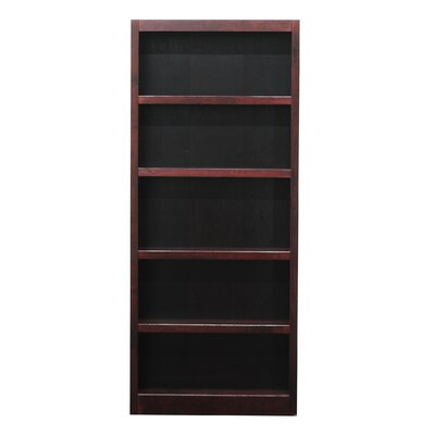 Concepts In Wood Standard Bookcase Finish: Cherry