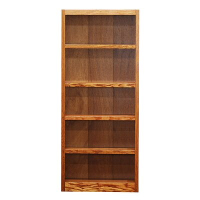 Concepts In Wood Standard Bookcase Finish: Dry Oak