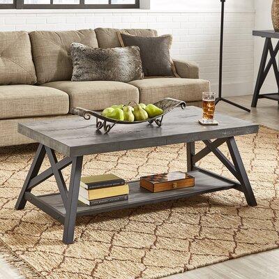 Silvis Coffee Table Color: Gray