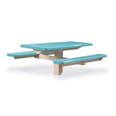 Picnic Table Finish: Blue