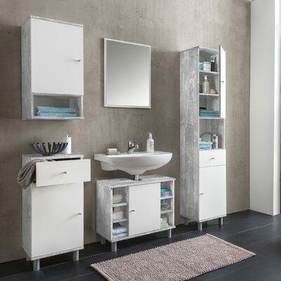 Wilmes 5-tlg. Badezimmer-Set Simply