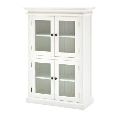 Breakwater Bay Belle Isle Display Cabinet