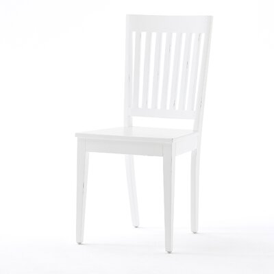 Breakwater Bay Belle Isle Solid Mahogany Dining Chair