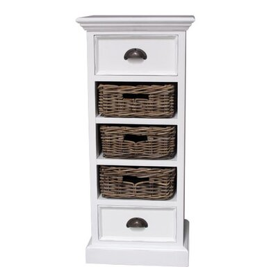 Breakwater Bay Belle Isle 2 Drawer Chest of Drawers