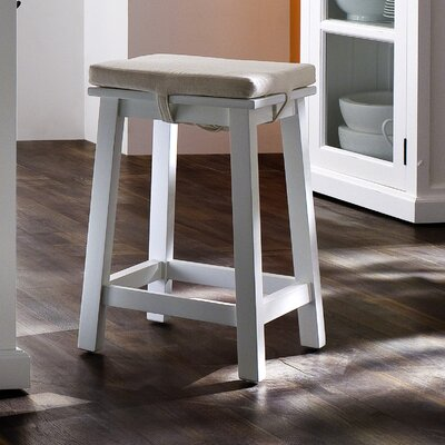 Breakwater Bay Belle Isle Decorative Stool