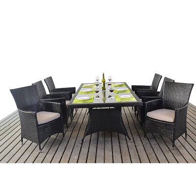 Port Royal Luxe 6 Seater Dining Table