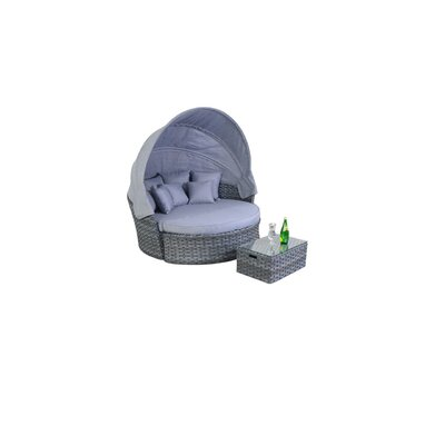 Port Royal Daybed with Cushion