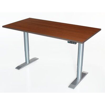 """Vox Height Adjustable Training Table Size: 24"""" H x 48"""" W x 30"""" D, Tabletop Finish: American Maple"""