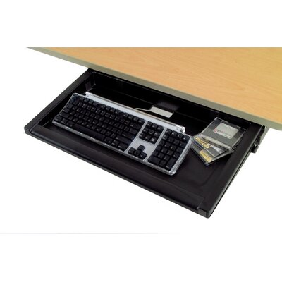 """4"""" H x 25"""" W Desk Keyboard Tray"""