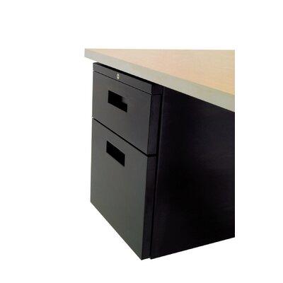 """20"""" H x 16"""" W Desk File Pedestal"""