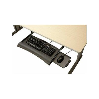 """4"""" H x 22"""" W Desk Keyboard Tray"""