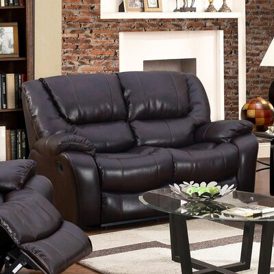 FLI Clinton 2 Seater Reclining Sofa