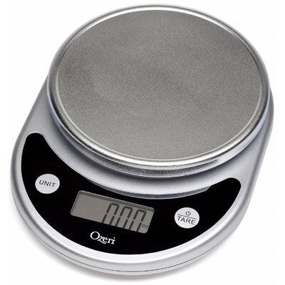 Pronto Digital Multifunction Kitchen and Food Scale Color: Black