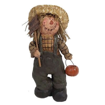 Collectible Harvest Scarecrow