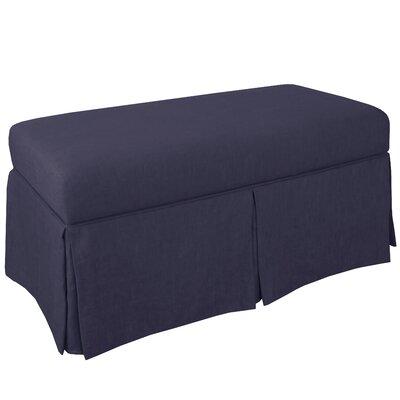 Storage Bench Body Fabric: Duck Navy
