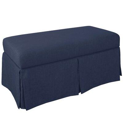 Storage Bench Body Fabric: Patriot Blueberry