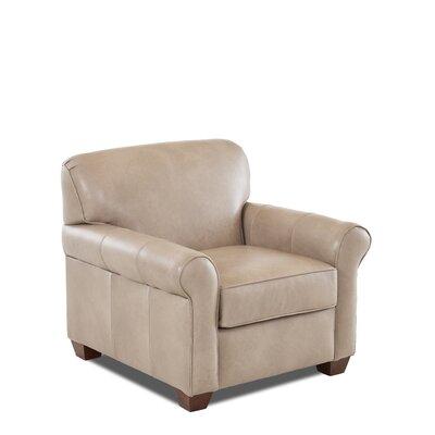Jennifer Club Chair Body Fabric: Durango Espresso