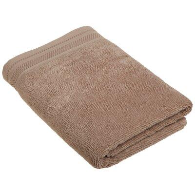 6 Piece 100% Cotton Towel Set Color: Linen