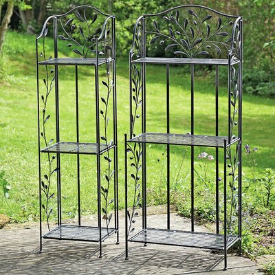 Boltze Tuscan Flower Stand