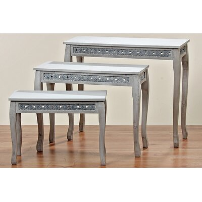 Boltze Lindsay Side Table Set