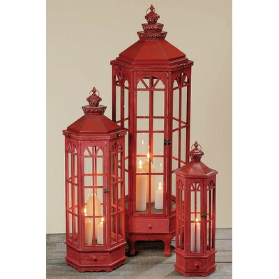 Boltze London Lantern Set