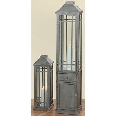 Boltze Fence Lantern Set