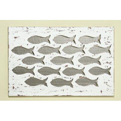 Boltze Fish Wall Decor