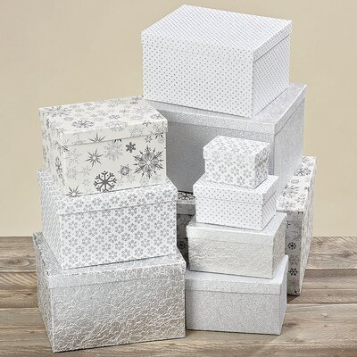 Boltze Ziba 10-Piece Box Set