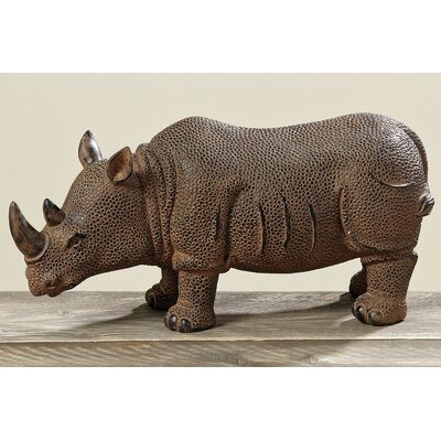 Boltze Mercury Rhinoceros Statue