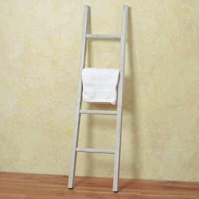 Boltze Lexy 1.18m Wood Straight ladder