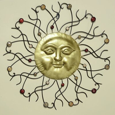 Boltze Sun Nizza Wall Decor