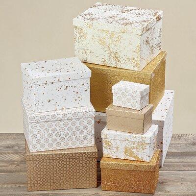 Boltze Yancy 10-Piece Box Set