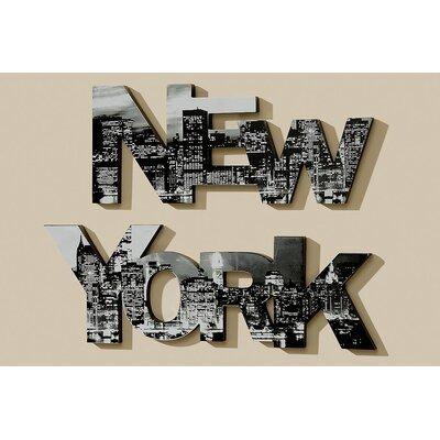 Boltze New York Wall Decor