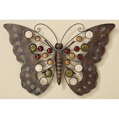 Boltze Butterfly Wall Decor