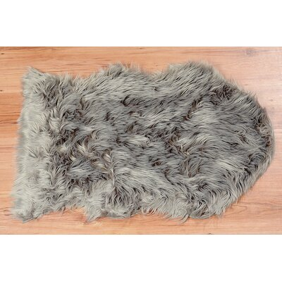 Boltze Furry Area Rug