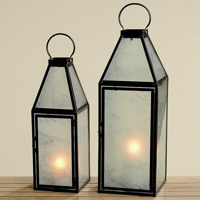 Boltze Labita 2-Piece Lantern Set
