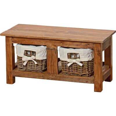 Boltze Fiona Cloakroom Bench
