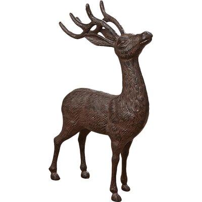 Boltze Ely Deer Ornament