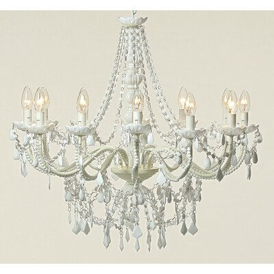 Boltze Botley 12 Light Chandelier