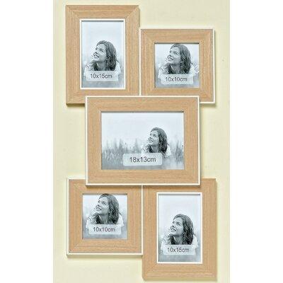 Boltze Manja 5-Piece Photo Frame Set
