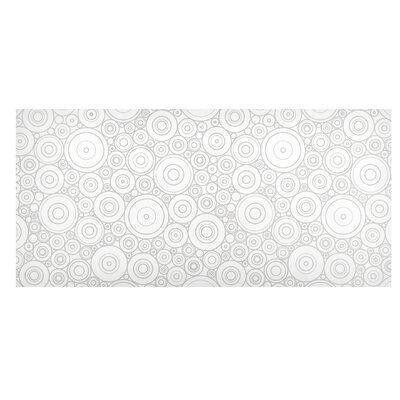 Mantiburi Paneel Sezession White Light Grey Photodruck