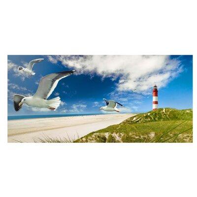 Mantiburi Paneel Dune Breeze Photodruck